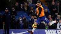 Giroud datang ke Chelsea di bursa transfer musim dingin bulan Januari lalu. Ia diharapkan bisa menambah ketajaman The Blues di lini depan. (Foto: Eddie Keogh/Reuters)