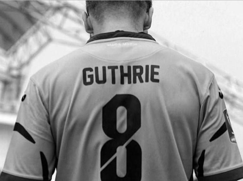 Kondisi Membaik, Danny Guthrie Tak Sabar Merumput Lagi