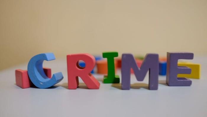 ilustrasi kejahatan kriminal perampokan pembunuhan pemerkosaan pencopetan