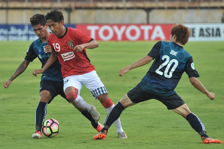 Turunkan Tim Lapis Kedua, Bali United Dihajar Yangon United