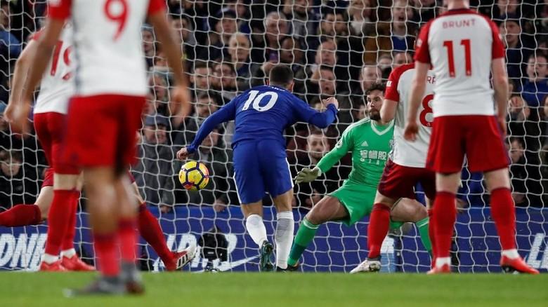 Turun Minum, Chelsea Unggul 1-0 atas West Brom