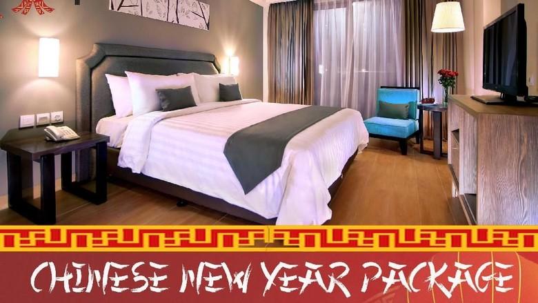 Promosi hotel jelang Imlek di banyak sekali kota (Hotel Harper Kuta Bali)