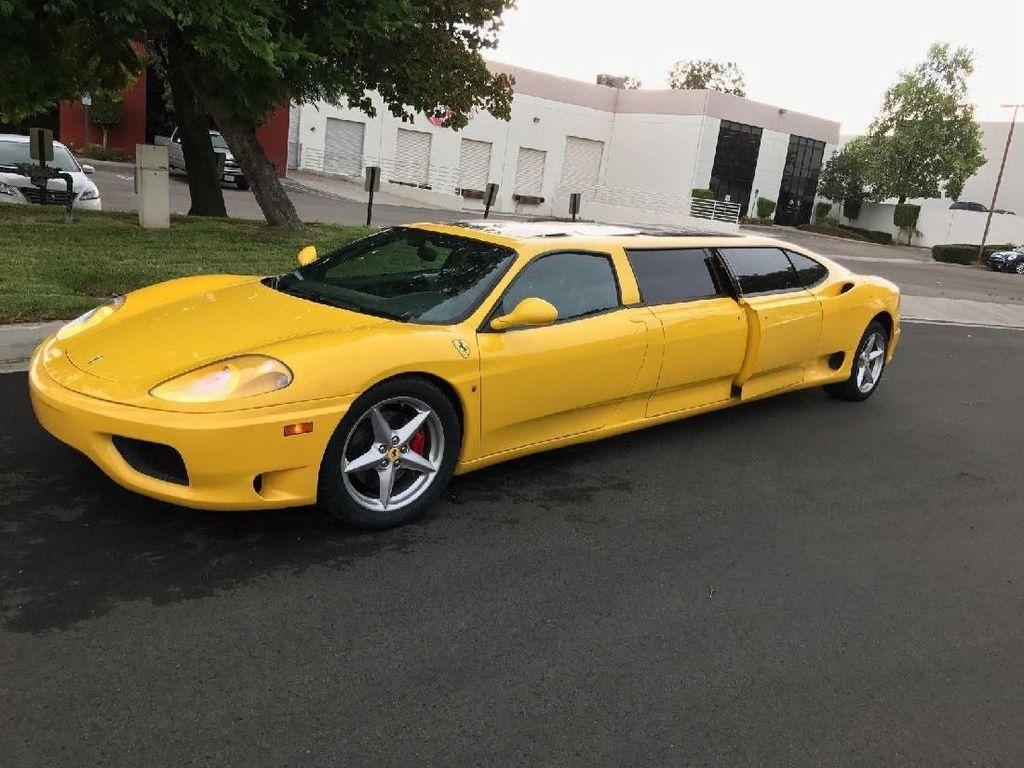 Ferrari Berbadan Panjang Ini Tidak Laku Dijual