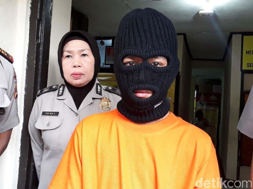 Ini Pengamen yang Siksa 3 Bocah di Bandung