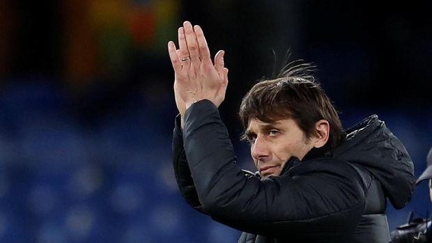 Antonio Conte kemungkinan masuk dalam daftar calon pelatih Juventus. (