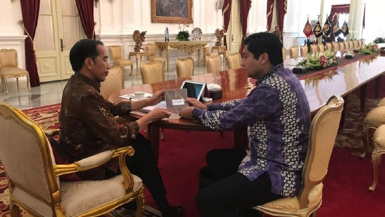 Presiden Jokowi Pastikan Hadiri Final Piala Presiden