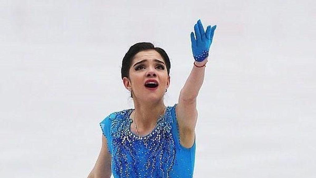 Foto: Pesona Cantiknya Atlet Ice Skating Ini Bikin Pria Jatuh Cinta