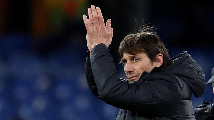 Antonio Conte diminati AS Roma. (Foto: Eddie Keogh/Reuters)