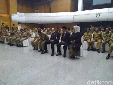 Tjahjo Lantik Pjs Gubernur Lampung, Minta Stabilitas Keamanan Dijaga