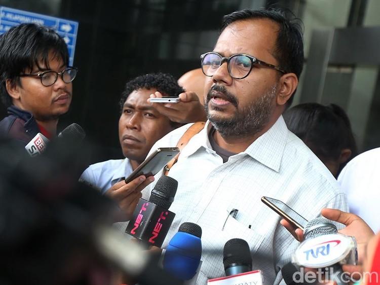 Ini Isi Surat Haris Azhar Yang Tolak Bersaksi untuk Prabowo di MK