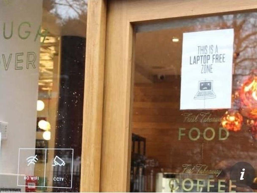 Deretan Kafe Keren Ini Ternyata Anti Gadget dan WiFi