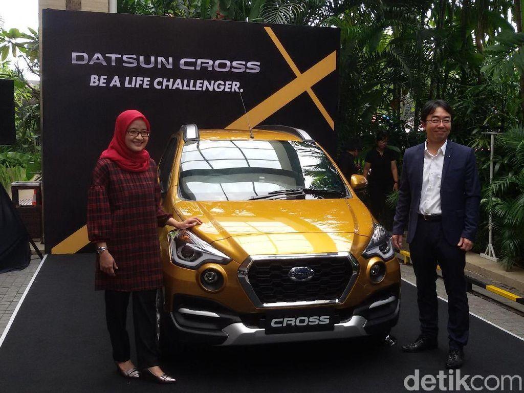 Datsun Cross Sapa Yogyakarta