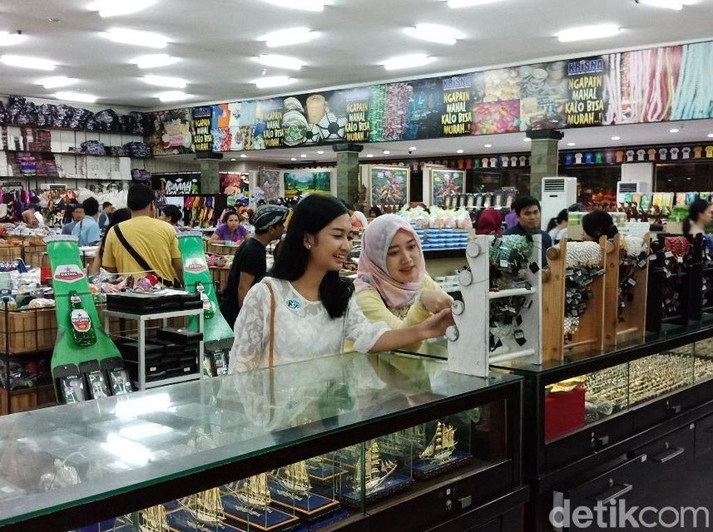 Tempat Favorit Buat Cari Oleh-oleh di Pusatnya Bali