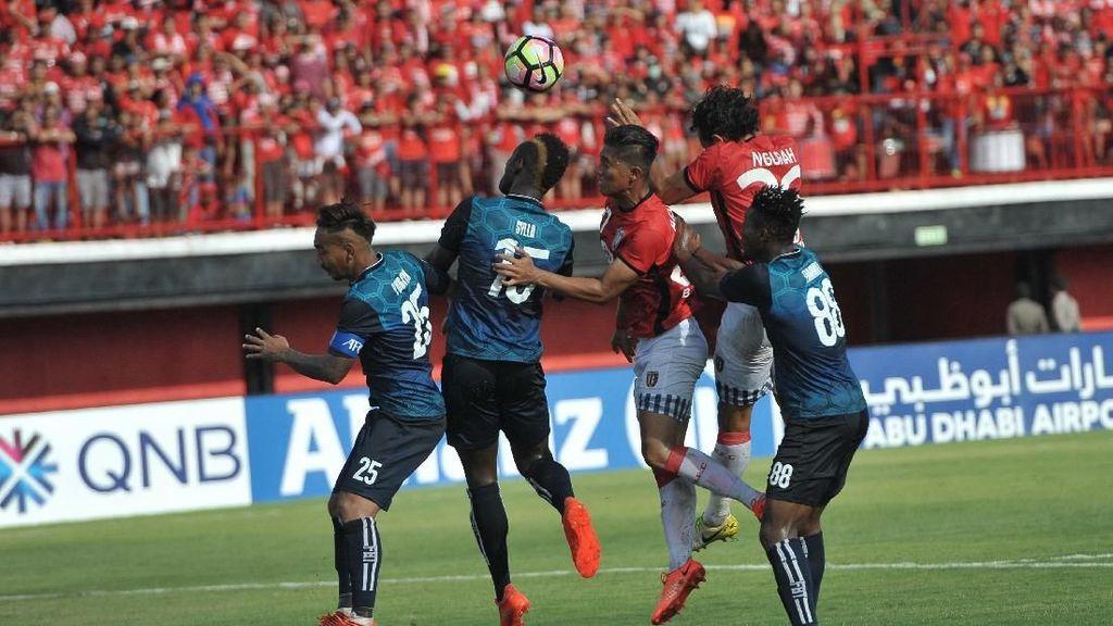 Usai Dipermalukan Yangon United, Bali United Jadi Meme Lucu