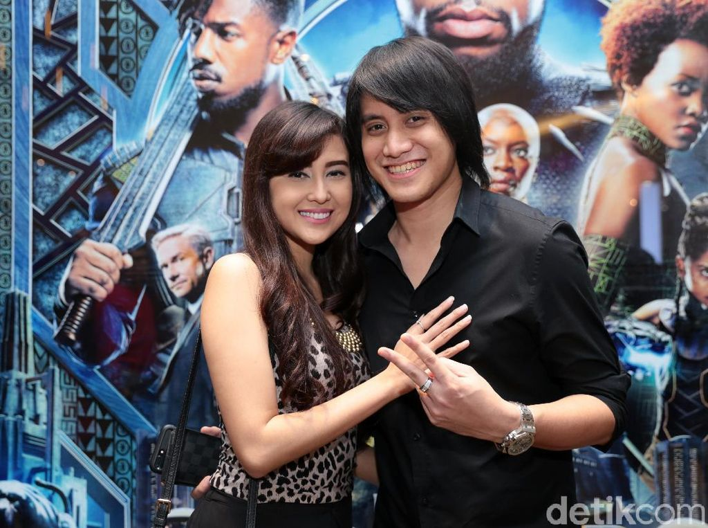 Addie MS Tagih Cucu ke Kevin Aprilio, Vicy Melanie: Tahun Depan Ya Dad!
