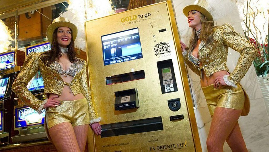 Jangan Kaget, Mesin ATM Ini Nggak Keluar Uang Tapi...