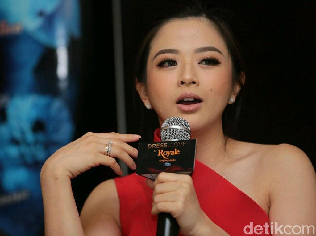 Sedih Diminta Cerai Netizen Cilik, Franda: Mulutnya Nggak Disekolahin Ya?