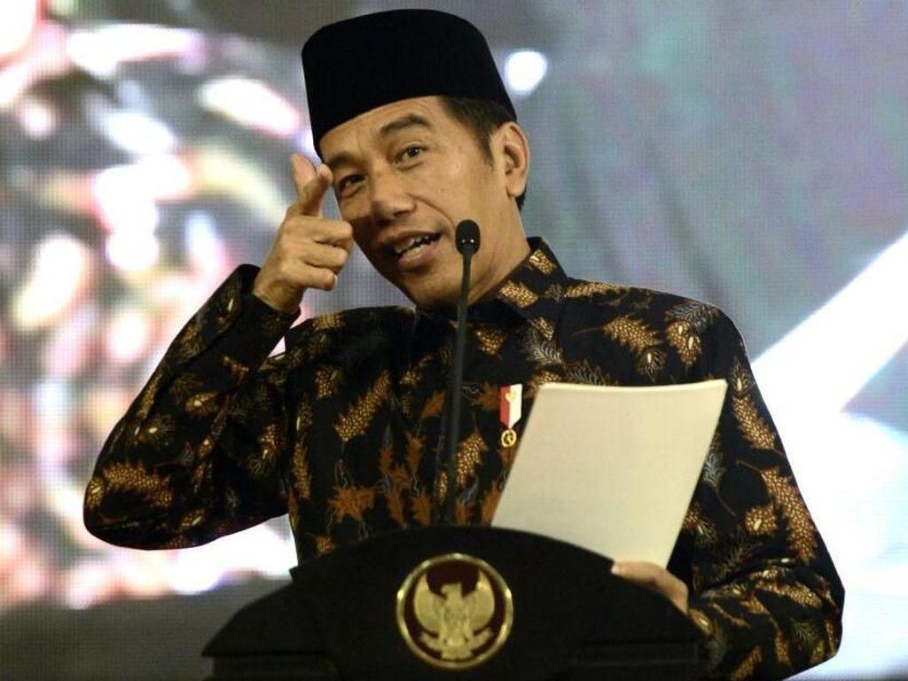 Penggugat UU MD3 Nilai Sikap Jokowi Perkuat Gugatan ke MK
