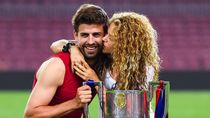 Momen Mesra Gerard Pique dan Shakira, Jangan Iri Ya