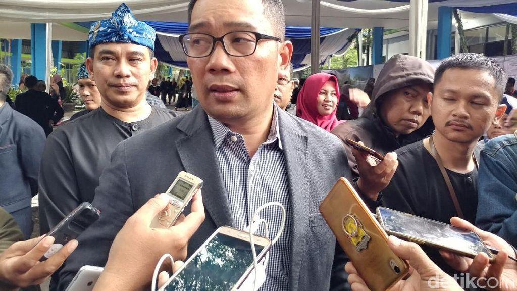 Gaji Kepala Daerah Kecil, Ridwan Kamil: Luruskan Niat