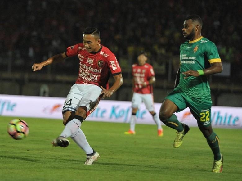 Kalahkan Sriwijaya, Bali United ke Final Piala Presiden