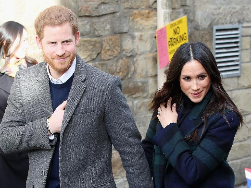 Wow! Akan Ada Food Truck di Pernikahan Pangeran Harry dan Meghan Markle