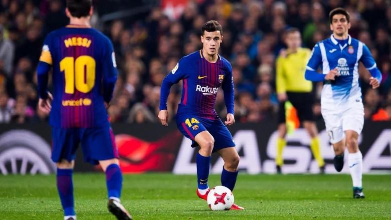 Coutinho: Main bareng Messi adalah Kesempatan Langka
