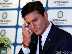 Liga Italia Akan Dilanjutkan, Zanetti Tetap Was-was