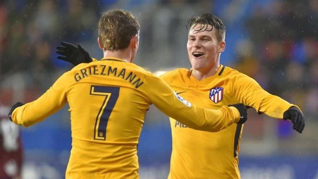 Foto: Bromance La Liga, Memburu Gol Berdua