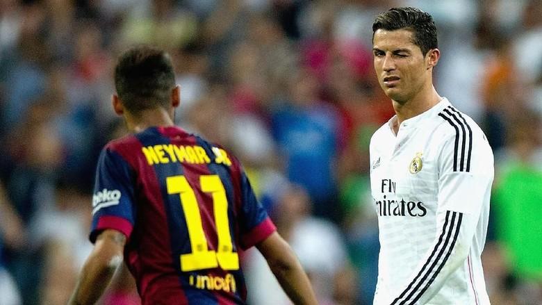 Bukan Sekadar Duel Ronaldo vs Neymar
