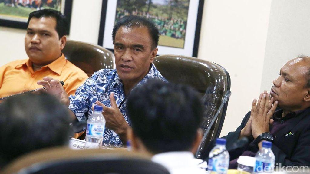 Ombudsman Bahas Pelayanan Izin Tambang yang Bersih