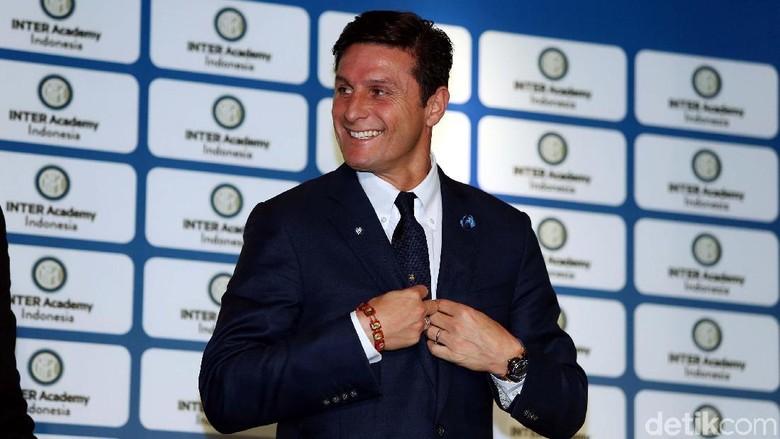Kata Zanetti Soal Peluang Pemain Indonesia Memperkuat Inter