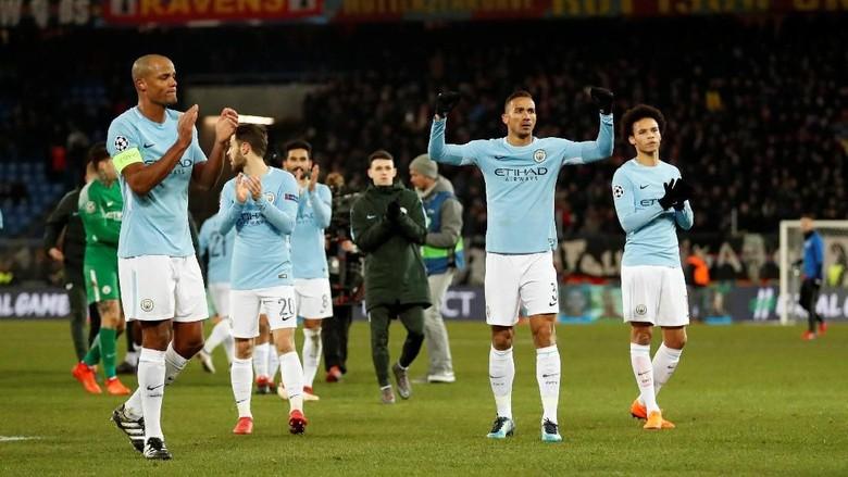 Bernardo Silva: City Bukan Favorit Juara Liga Champions