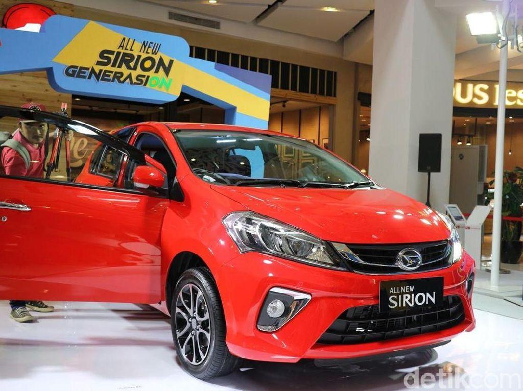 Daihatsu Belum Ingin Produksi Sirion di Indonesia, Ini Alasannya