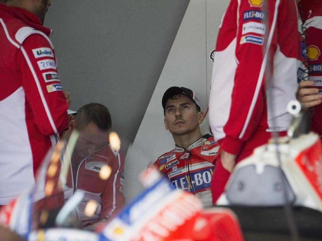 Ducati Akan Pangkas Gaji Lorenzo di Kontrak Baru