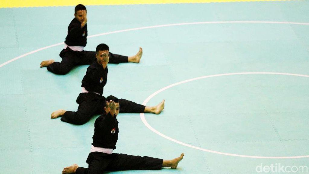Raih Emas, Pencak Silat Juga Temukan Perbedaan Gelanggang untuk Asian Games