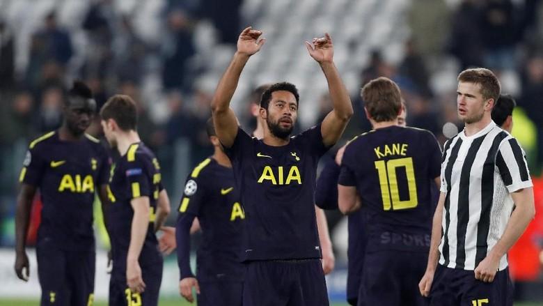 Mousa Dembele Seharusnya Sudah Menyusul Bale ke Madrid