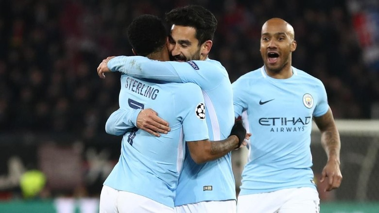 Guendogan: Bersama Guardiola, City Bisa Mendominasi Premier League