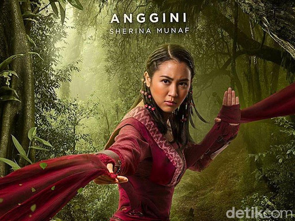 Kembali Main Film, Sherina Munaf Sangat Excited