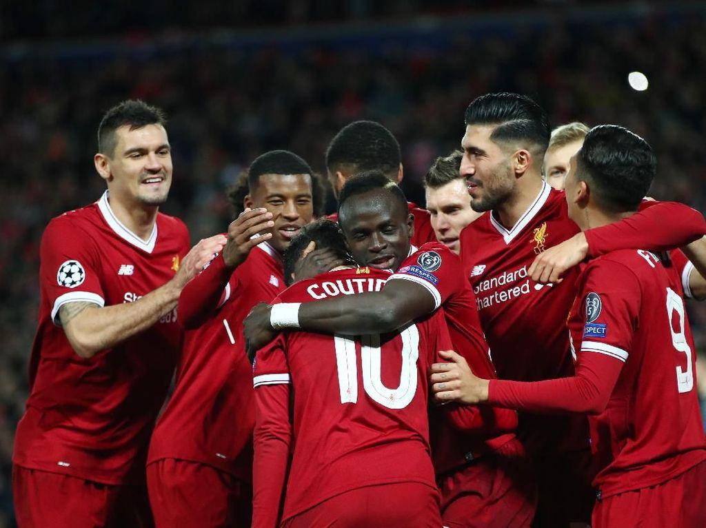 Klopp Yakin Liverpool Mampu Tandingi Tim Manapun