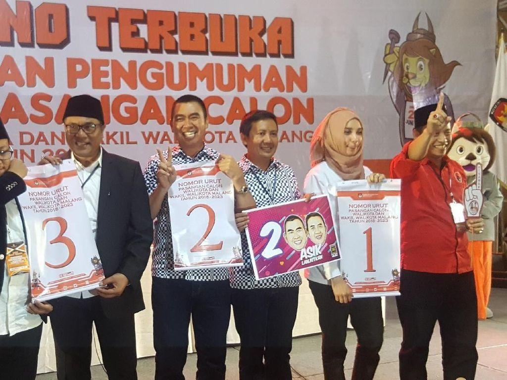 KPU Siapkan Debat Dua Paslon di Pilwali Malang
