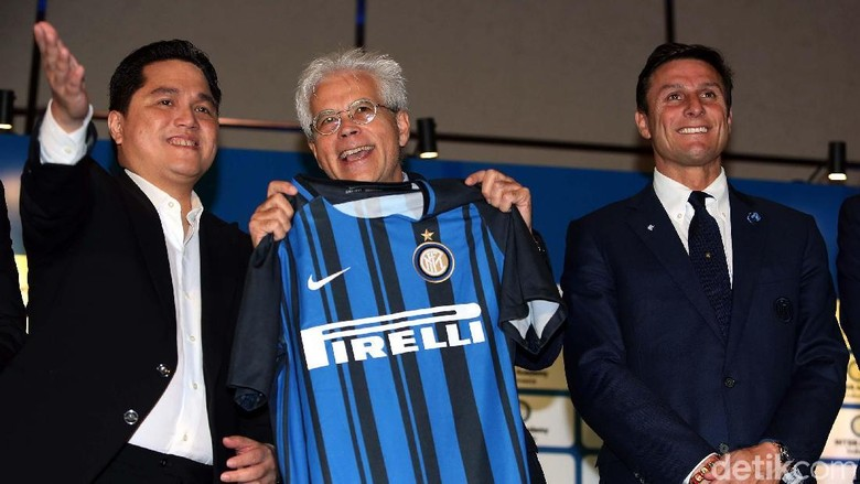 Inter Academy Indonesia Mau Lahirkan Pemain Seperti Zanetti