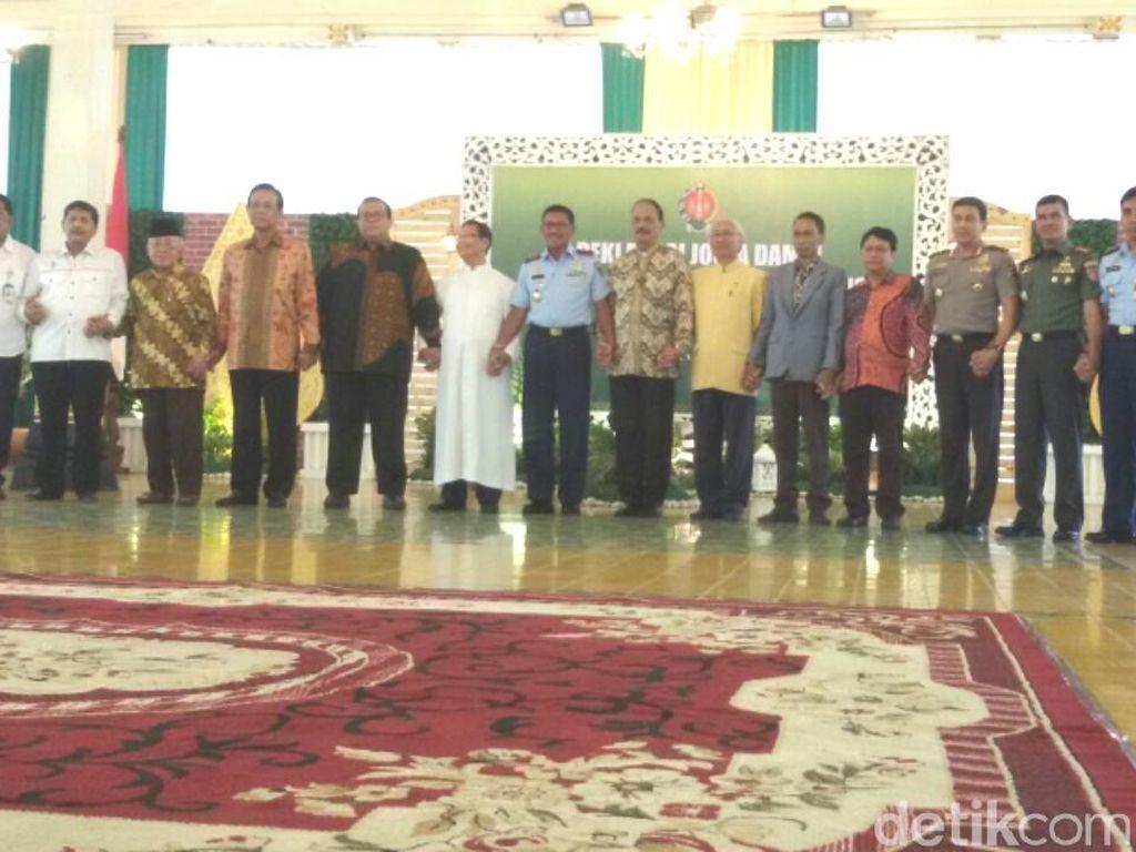 Deklarasi Jogja Damai, Sultan Serukan Waspadai Politik Adu Domba