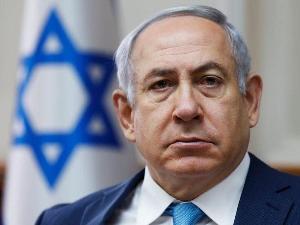 Skandal Gratifikasi, Orang Dekat Netanyahu Ditangkap Polisi Israel