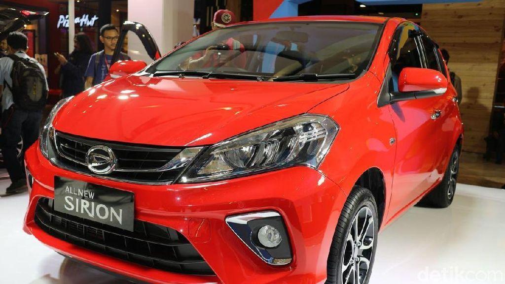 Daihatsu Sirion yang Kekinian, Cocok Buat Anak Muda Zaman Now