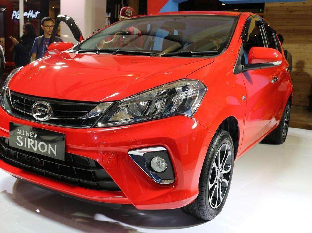 Daihatsu Rilis Sirion Facelift Bulan Maret