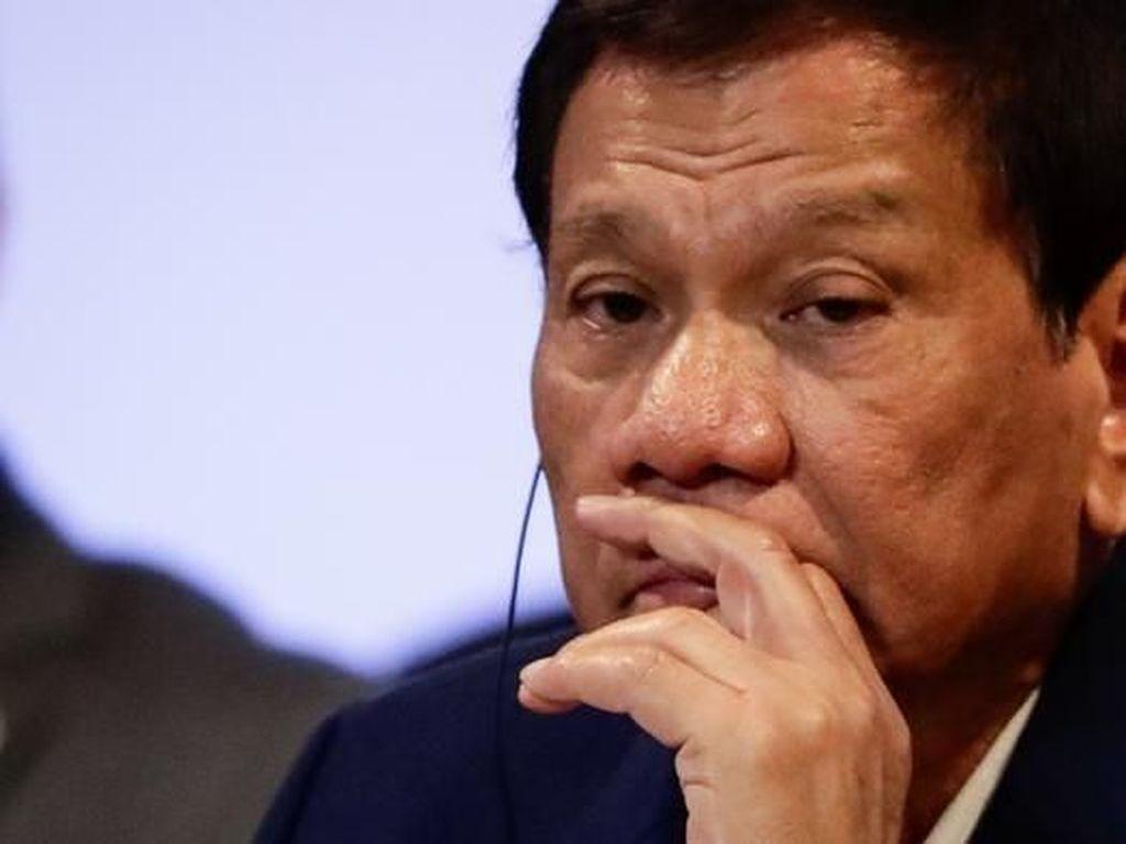 Duterte Ancam Bunuh Pasien Corona, Tiap 7 Menit 1 Orang Meninggal di Iran
