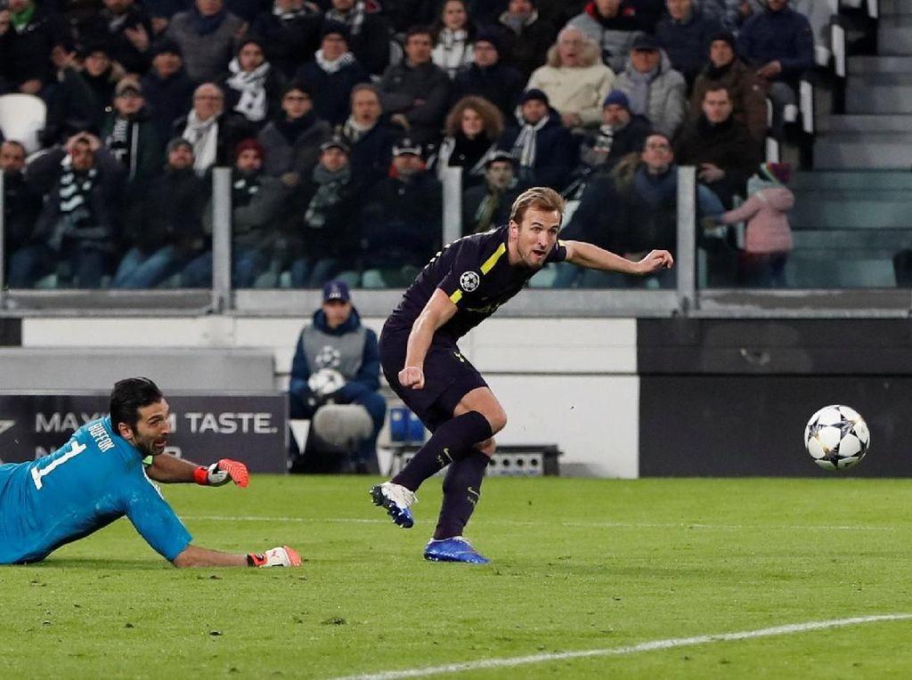 Gawang Juventus Akhirnya Kebobolan Lagi, Sekaligus Dua