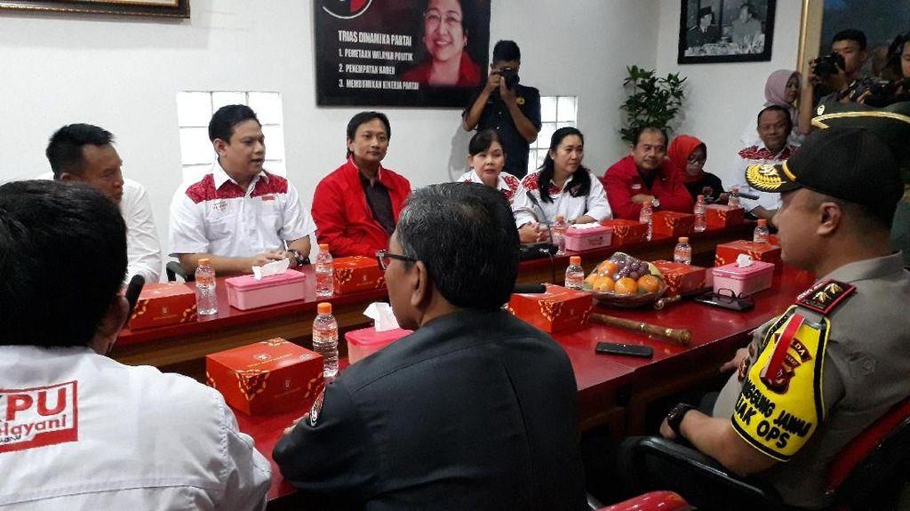 Giliran Hasanuddin-Anton, yang Dikunjungi Fokorpimda Jabar