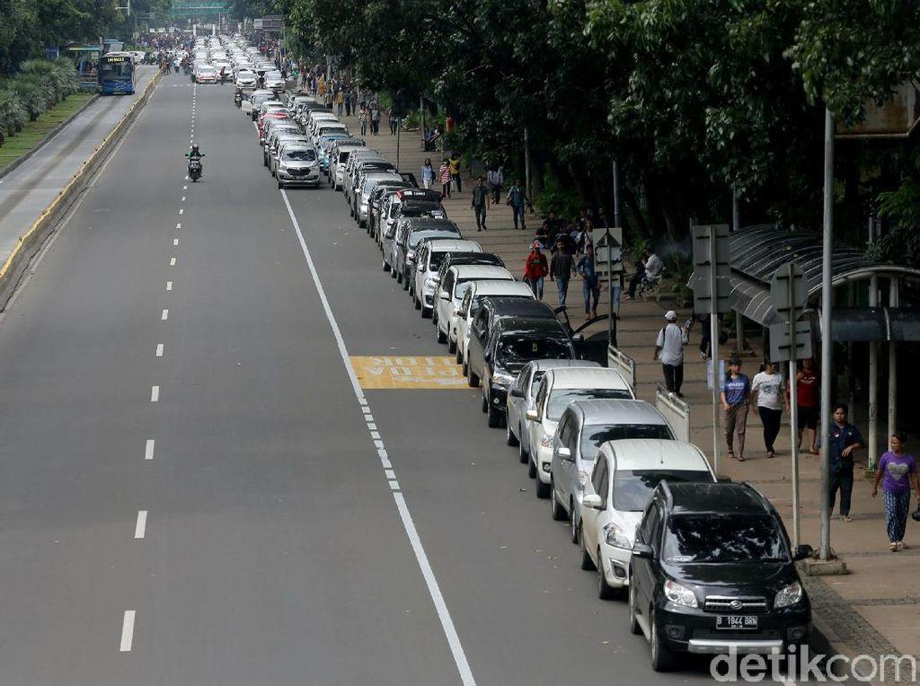 Langgar PM 108 Tak Ditindak, Apa Kata Sopir Taksi Online?